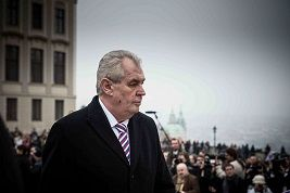 Miloš Zeman (inaugurace)
