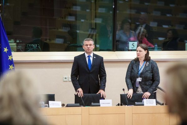Pellegrini v EP