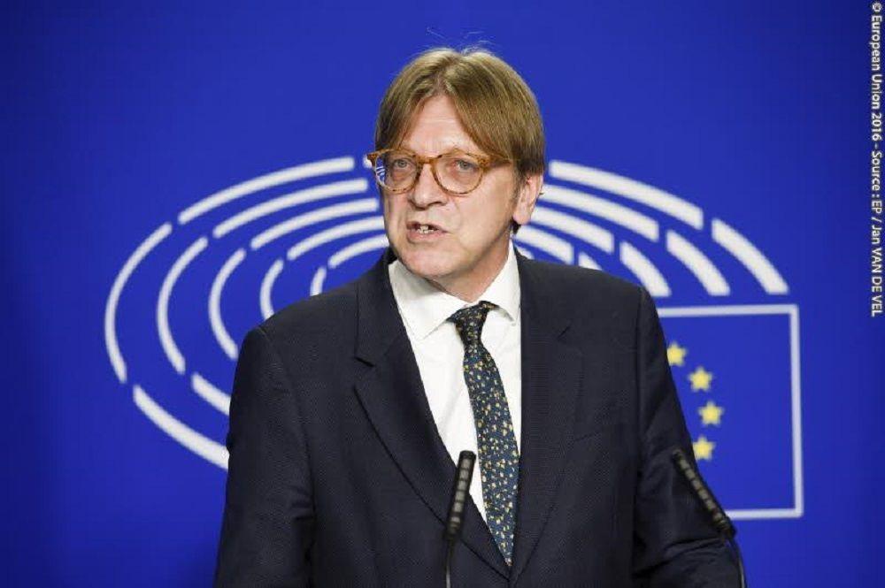 Verhofstadt Putin Rusko Turecko