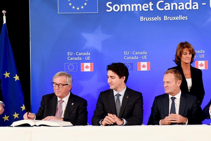 podpis CETA
