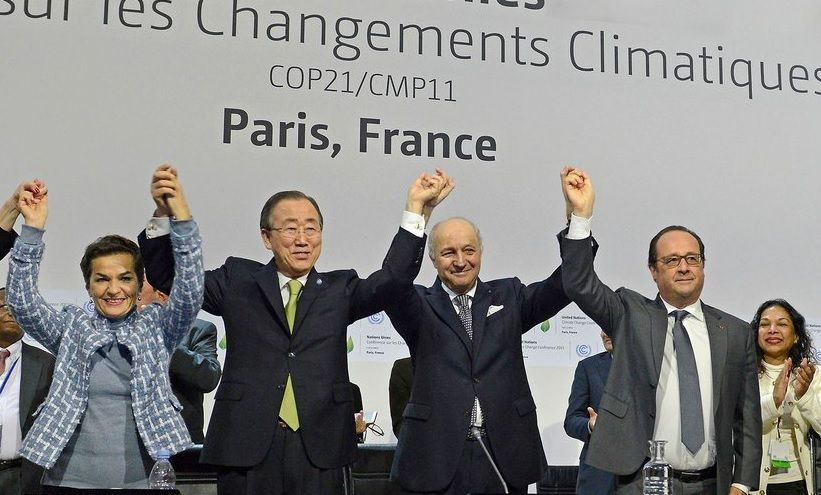 Pařížská dohoda