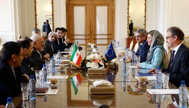 Írán EU