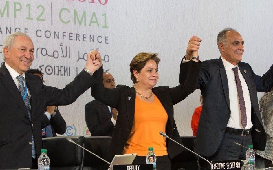 klimatická konference 2016