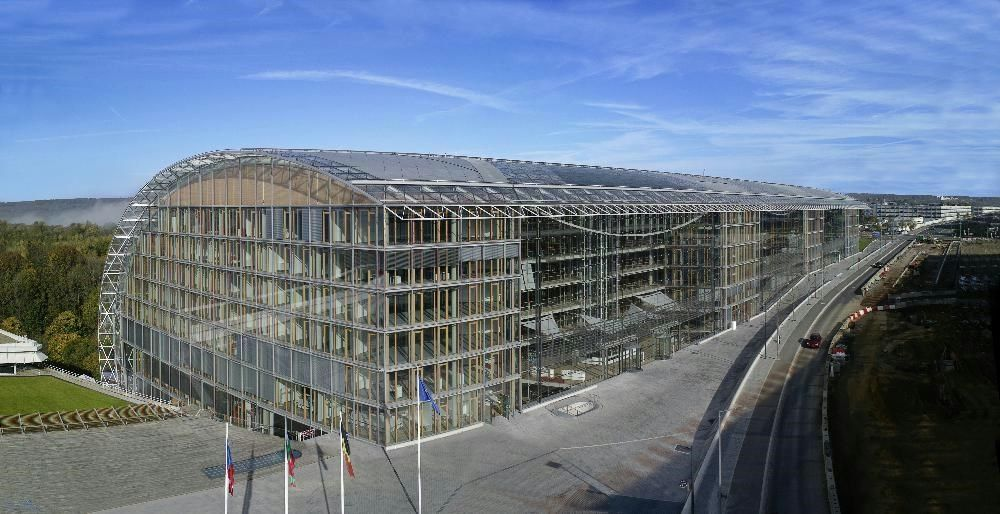 eib headquarters in luxembourg