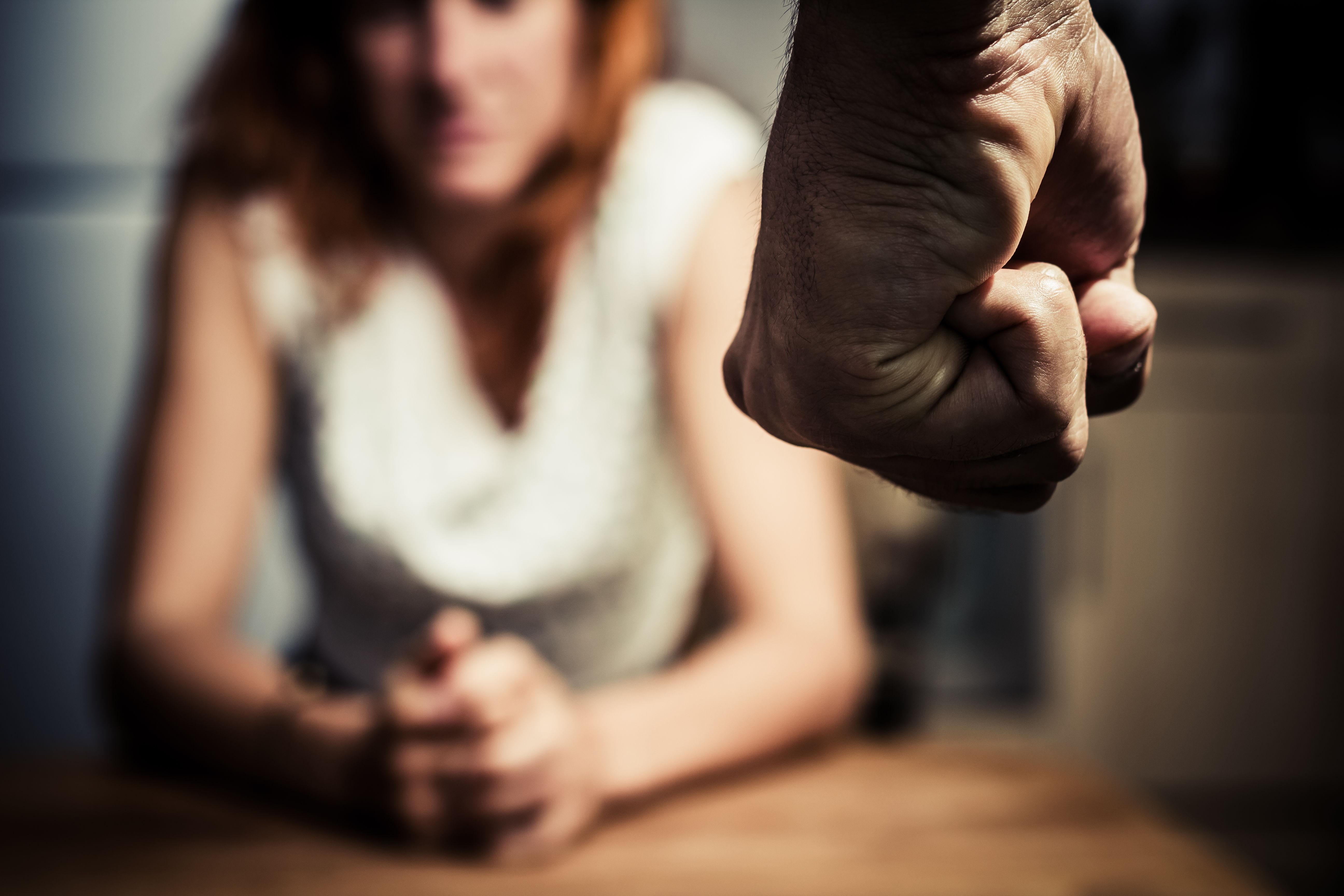 násilí na ženách