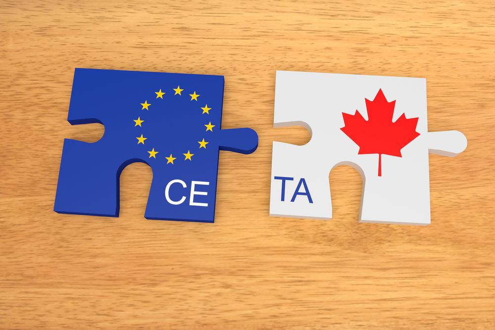 Valonsko CETA