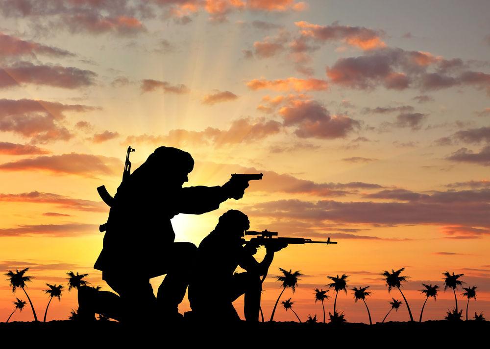 boj s terorismem
