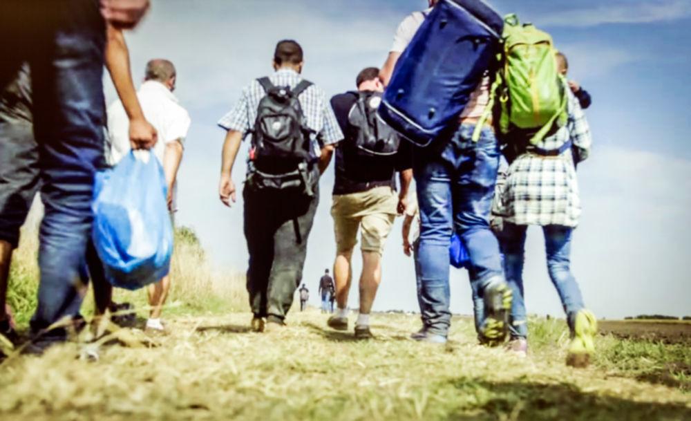 Visegrád a migrace
