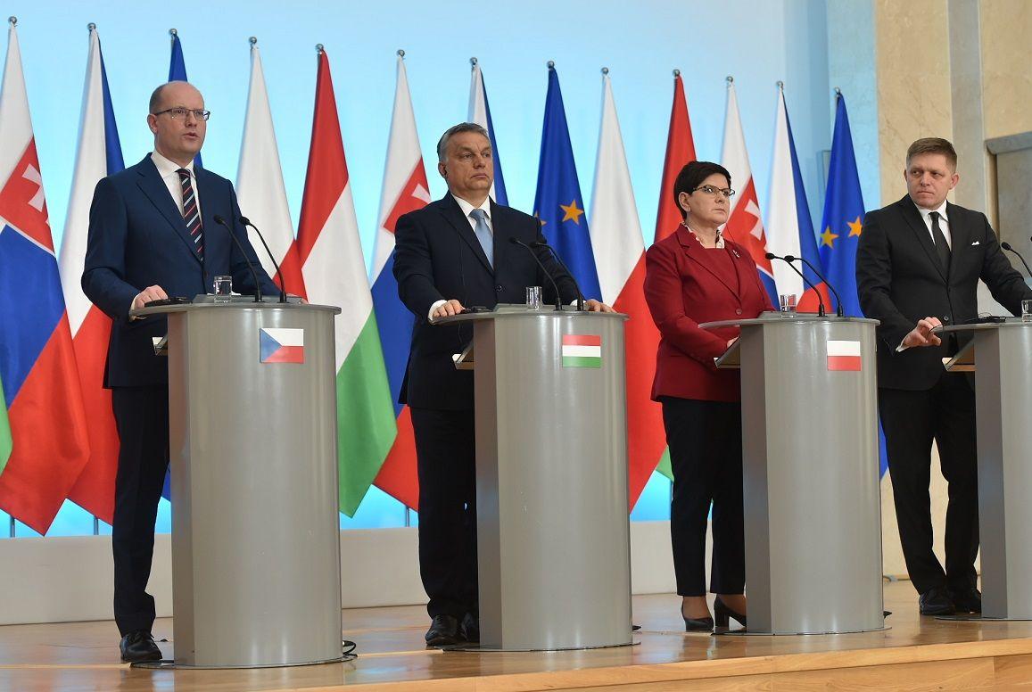 V4 reforma EU