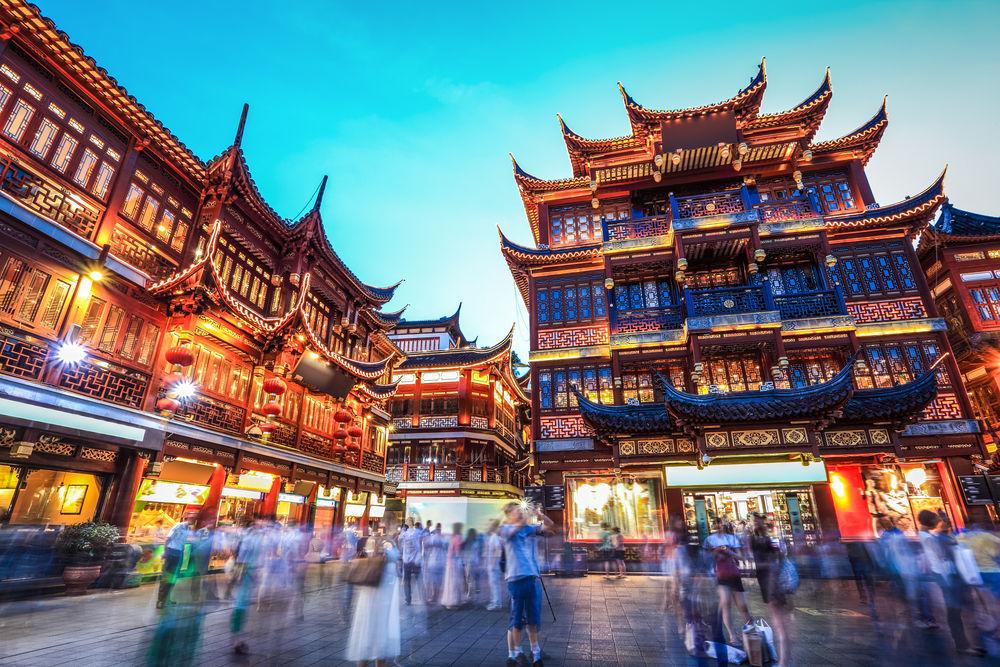 tržní status Číny