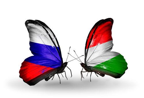 Rusko Maďarsko Paks