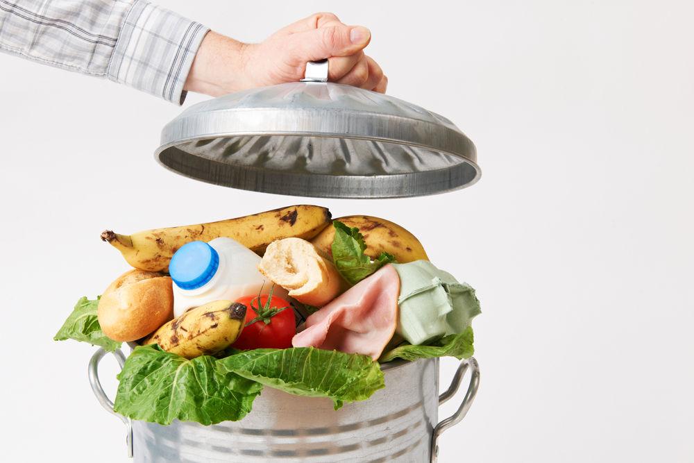 plýtvání potravinami EU
