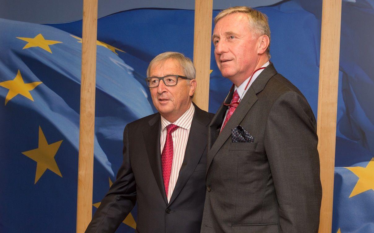 Topolánek EU