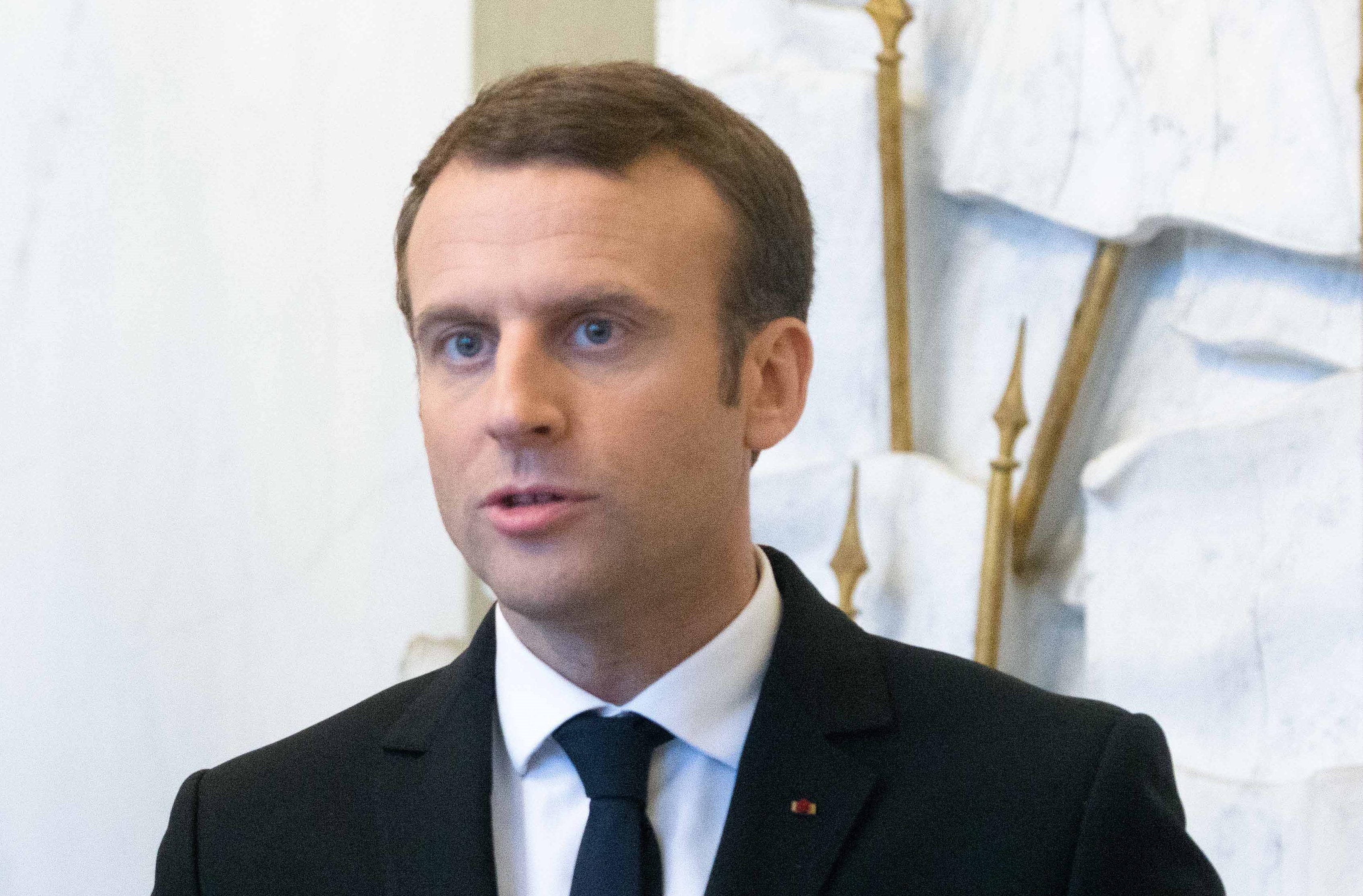 Macron reformy