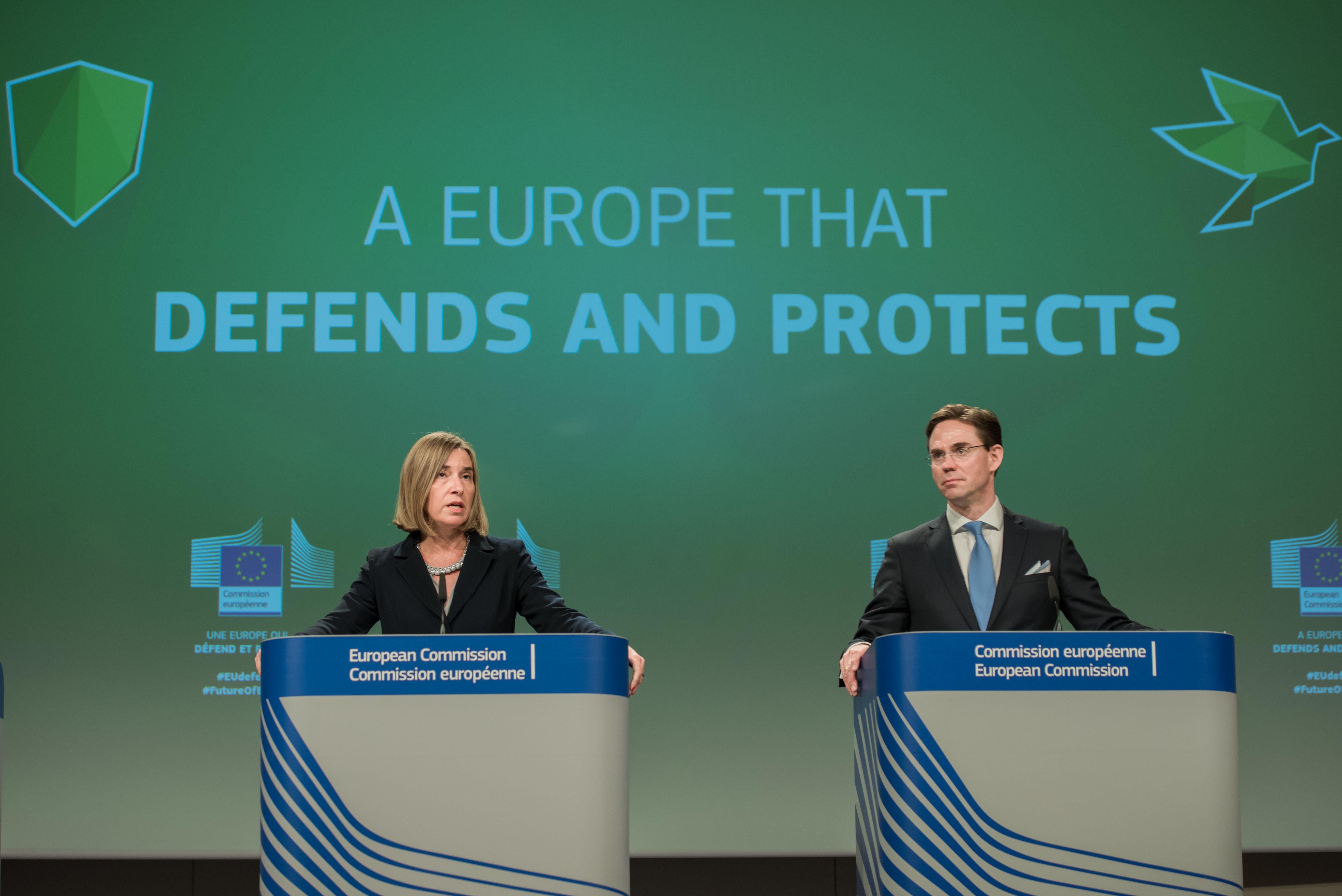 EU obrana