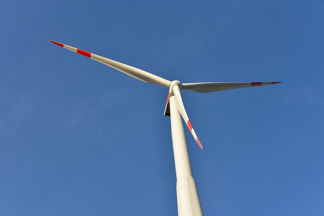 větrné elektrárny ČR