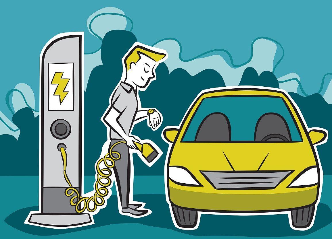 elektromobily Německo