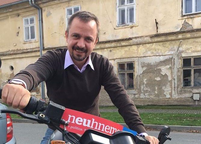 Marek Ženíšek EU