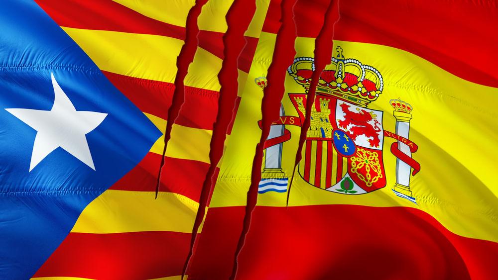 Katalánsko EU