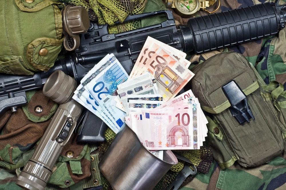 finance Islámského státu