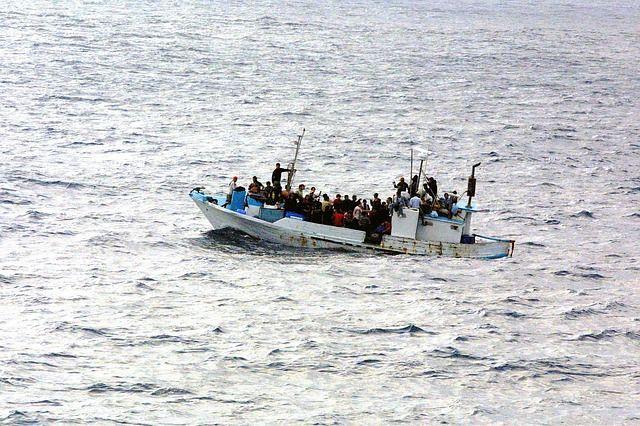 přerozdělování uprchlíků