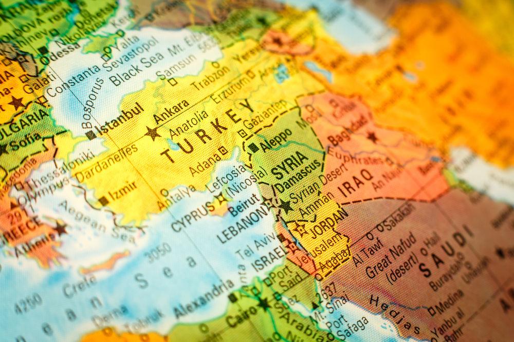 Turecko Sýrie EU