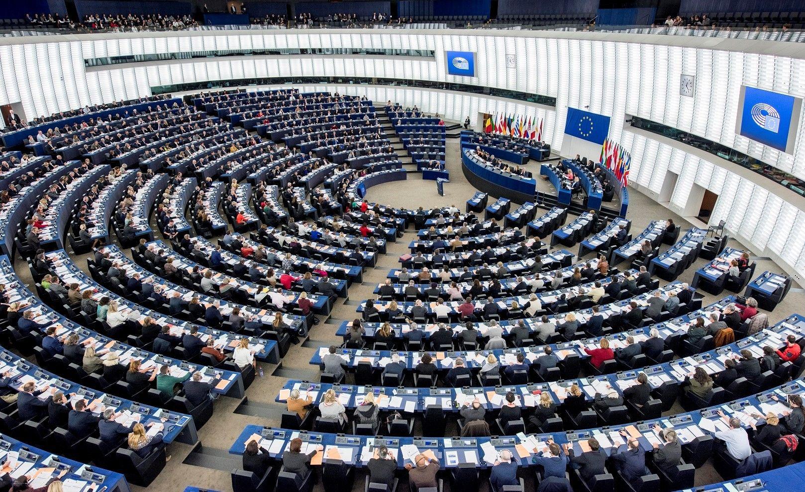 evropský parlament po brexitu