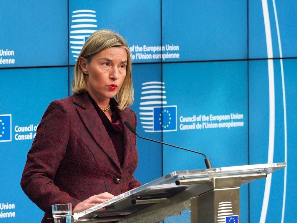 EU Izrael Palestina
