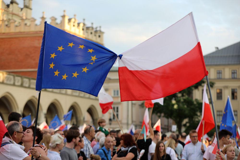 polsko EU