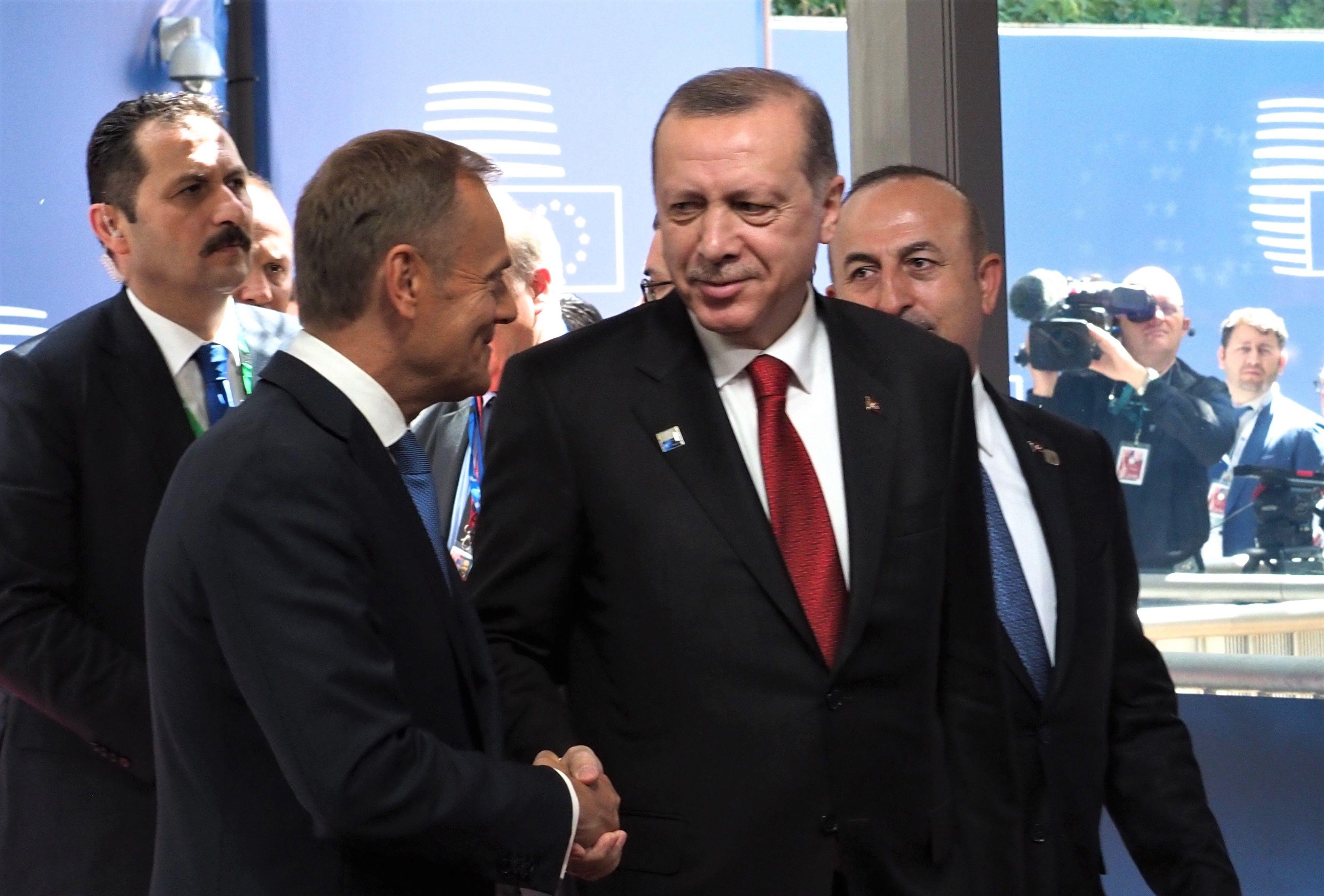 Turecko EU