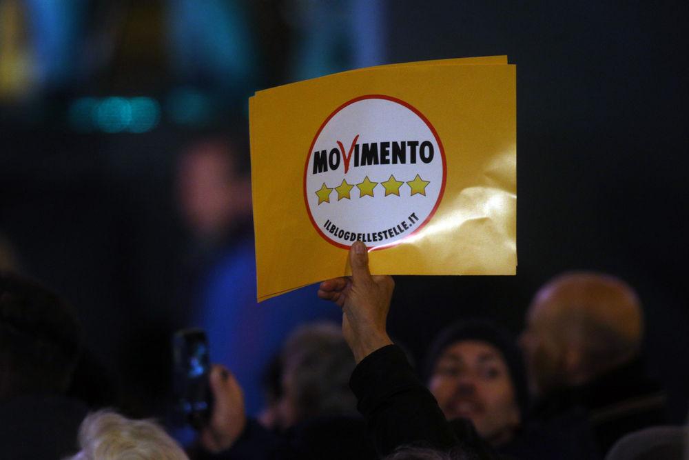 volby Itálie