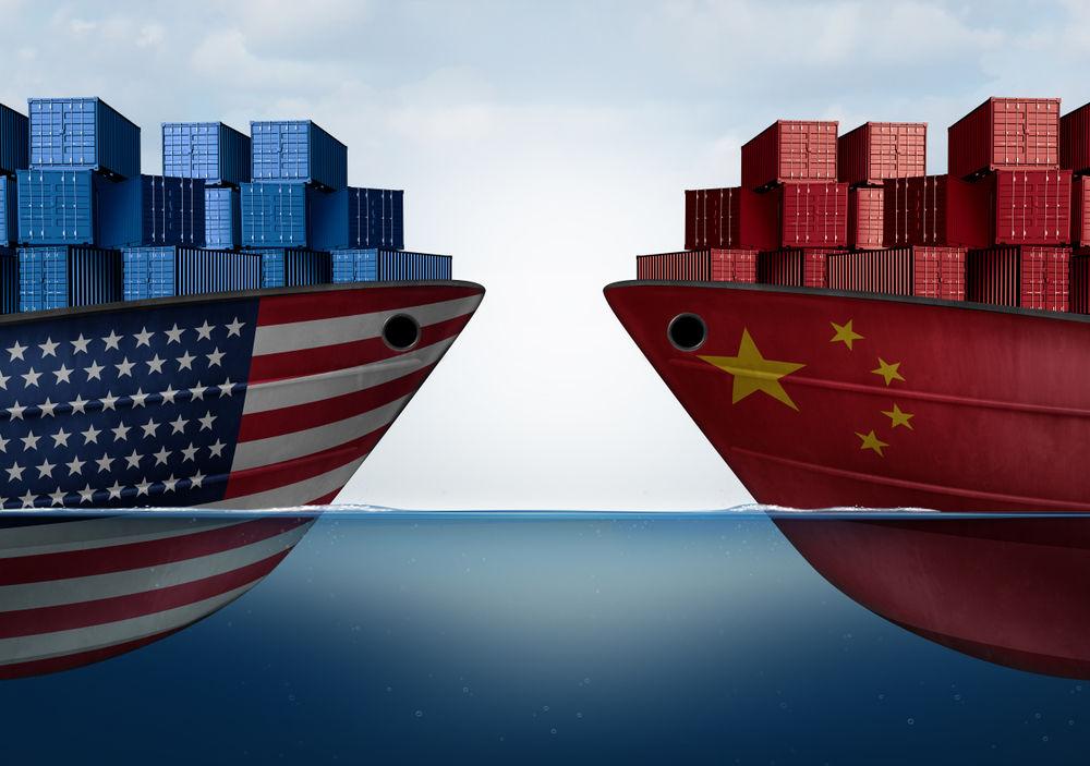 obchodní válka USA