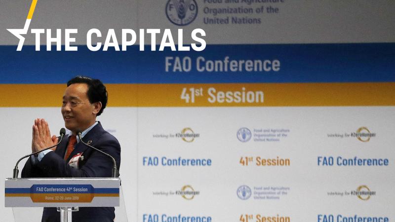 f8ba3c3cb7609 The Capitals: Výběr nového ředitele FAO doprovázely diplomatické intriky